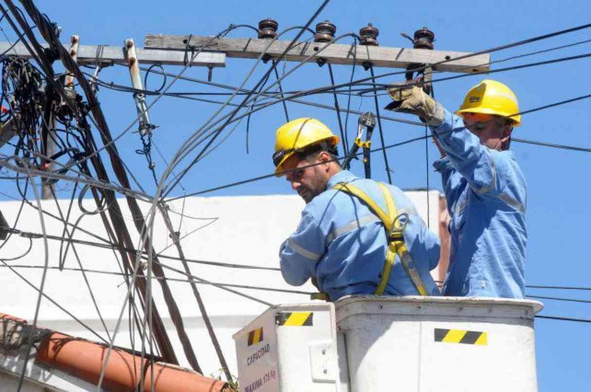 Capitán Bermúdez: Corte de energía eléctrica programado para el viernes