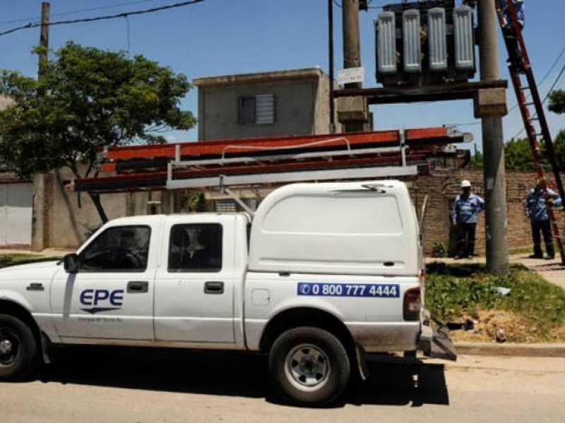Bermúdez: corte programado de energía en barrio Centro y Villa Cassini