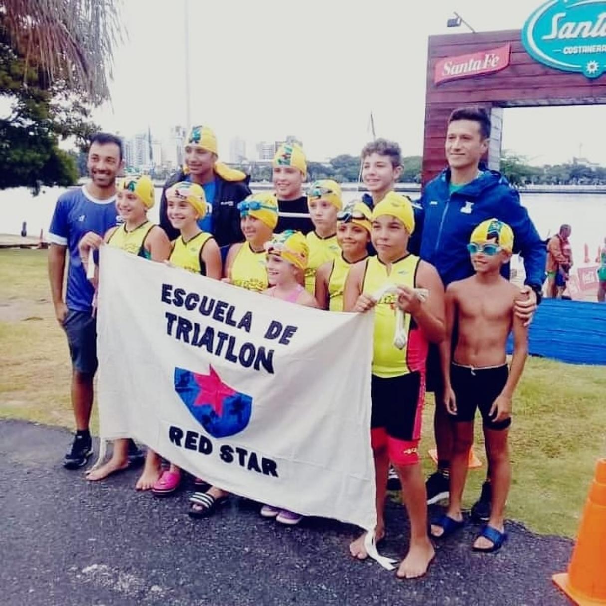 Se viene el primer mini triathlon del año en San Lorenzo