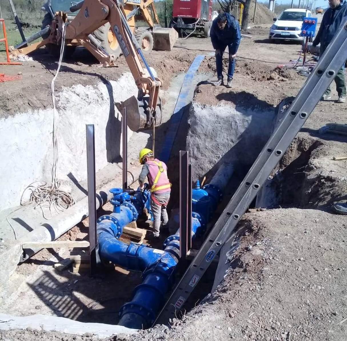El próximo martes habrá un corte de agua en San Lorenzo