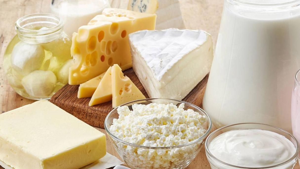 El consumo interno de productos lácteos creció un 5 por ciento