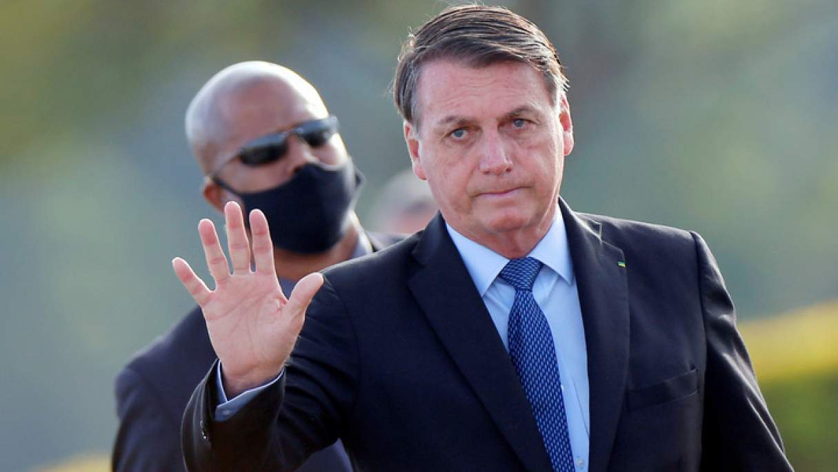 Bolsonaro dijo que no se vacunará contra el covid-19