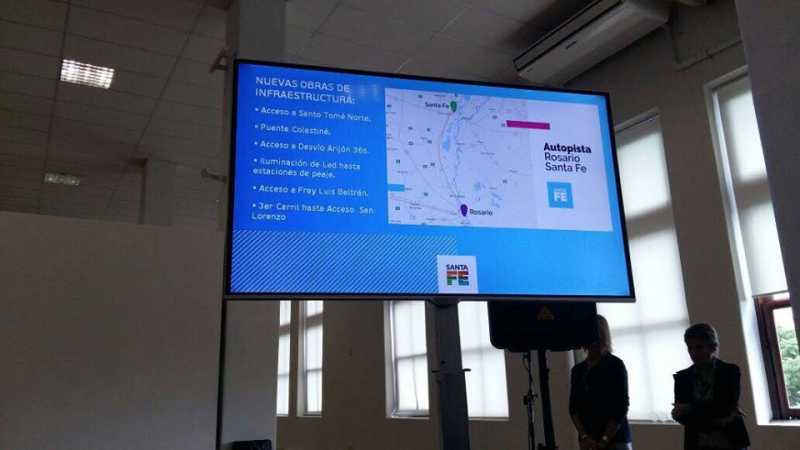 Fray Luis Beltrán: Anunciaron la creación de un acceso a la Autopista Rosario - Santa Fe