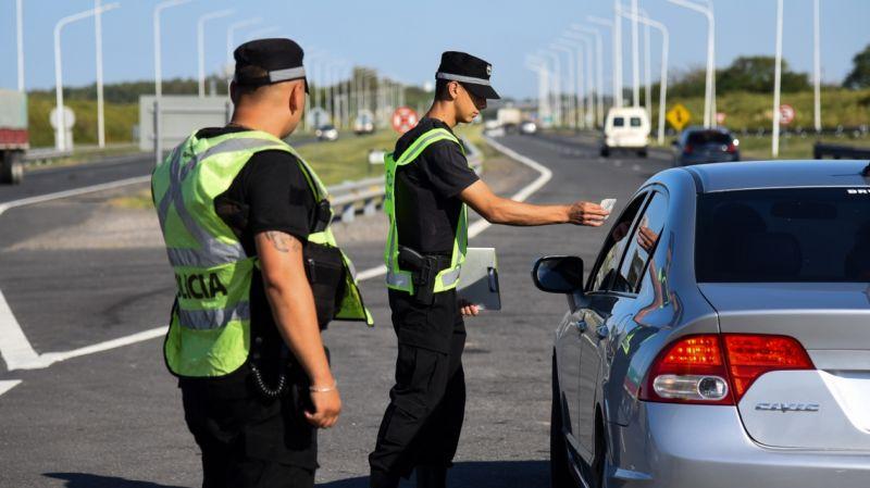La provincia rechazó en 11 días el ingreso de 631 vehículos sin documentación