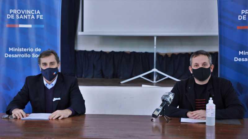 Provincia y nación suman esfuerzos para enfrentar la crisis provocada por la pandemia covid-19