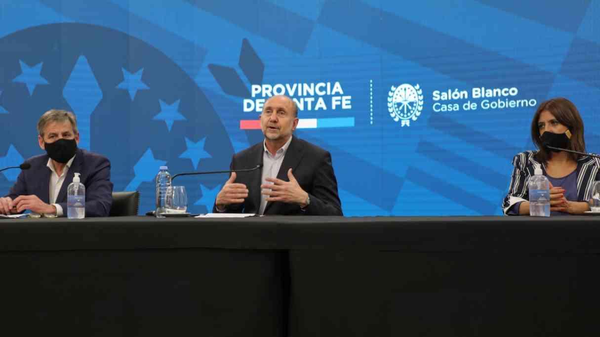 Covid-19: la provincia anunció nuevas medidas para las ciudades de Santa Fe y Santo Tomé