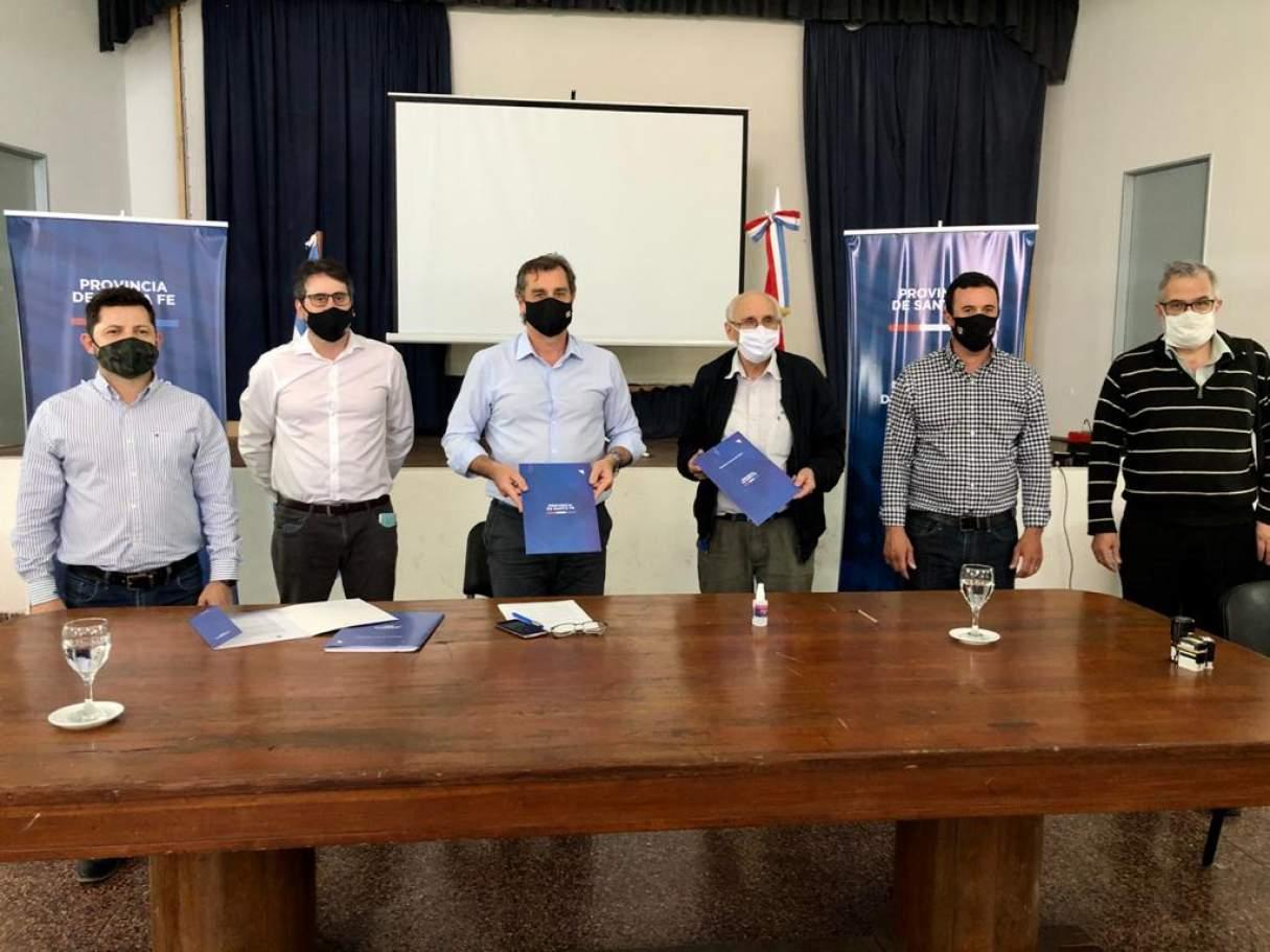 La provincia destinará alrededor de 2,5 millones de pesos al movimiento Los Sin Techo de Santa Fe