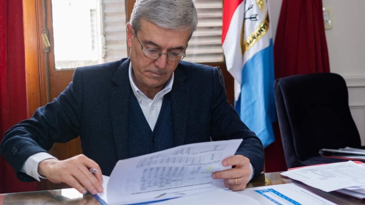 La provincia presentó el proyecto de ley impositiva a la legislatura