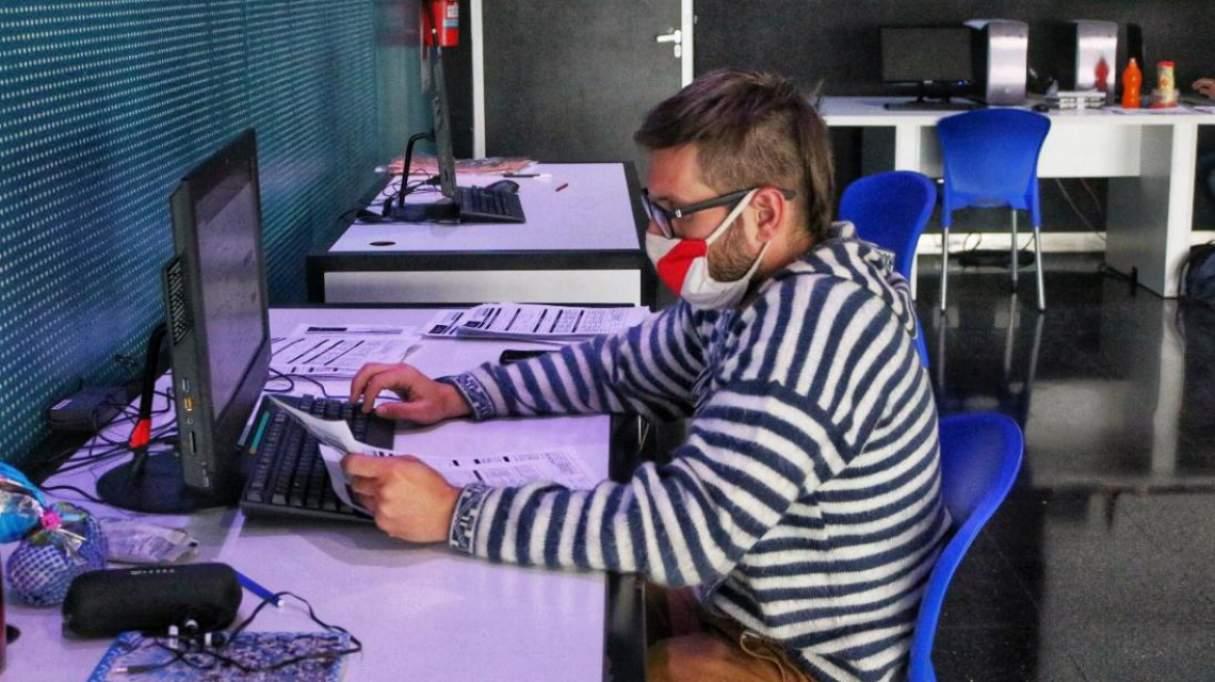 Rosario: Adaptaron las instalaciones del Acuario para la carga de datos Covid