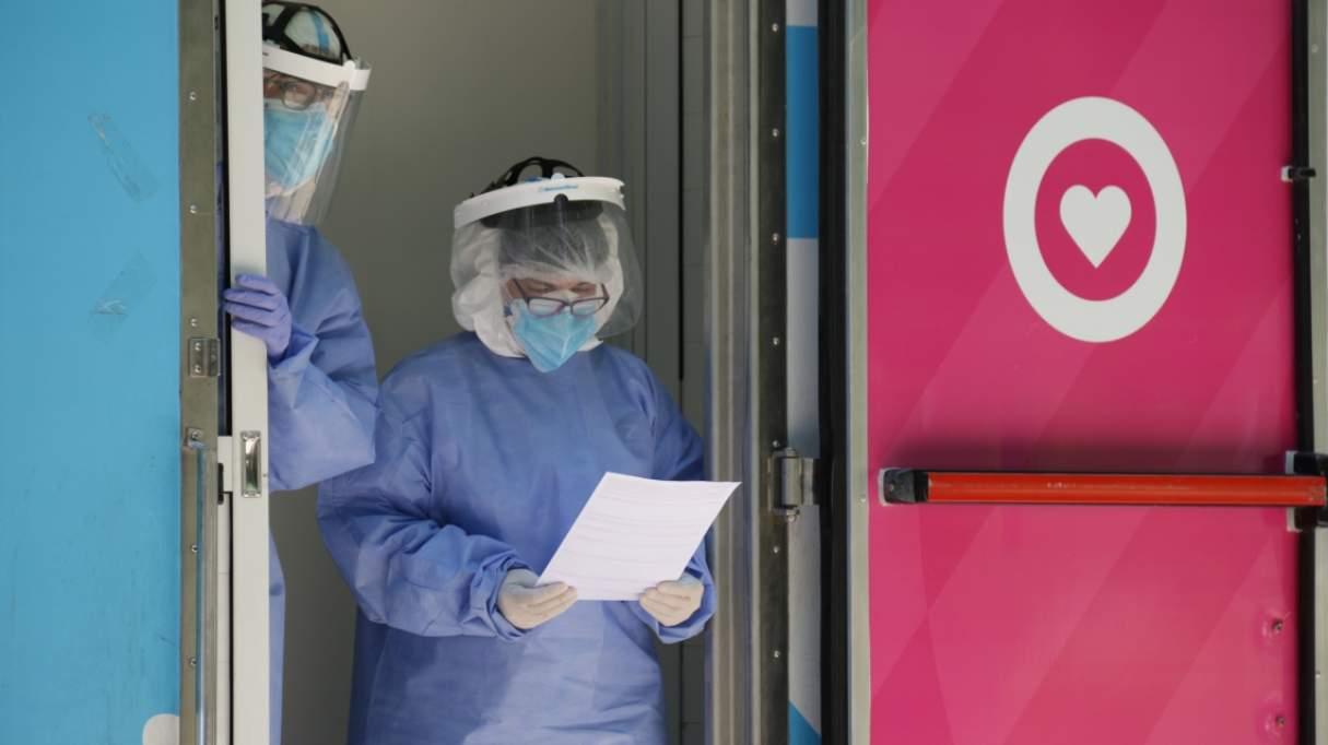 Coronavirus: se testearon mas de mil personas en Rosario, Santa Fe y Rafaela