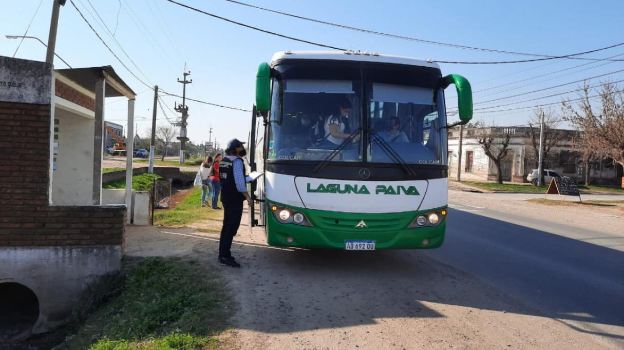 La provincia estableció que se reanuden todos los servicios de transporte de pasajeros