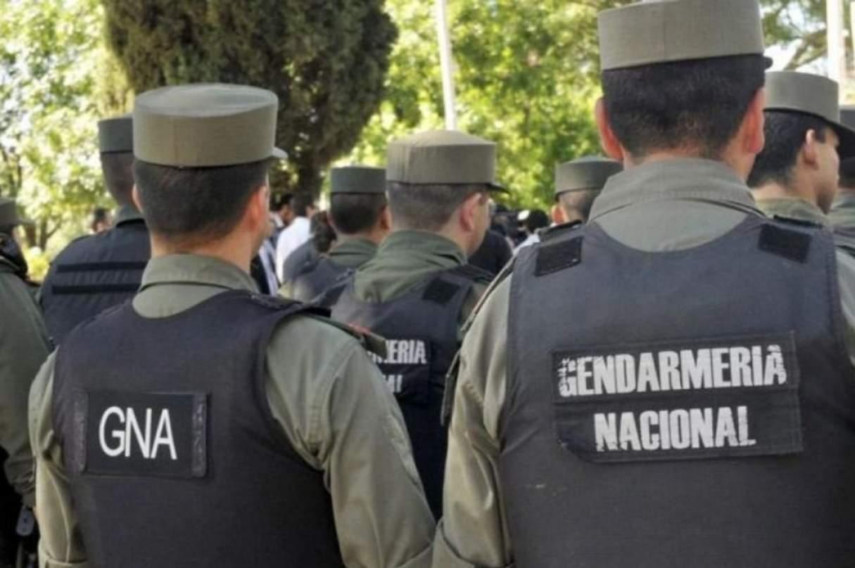 Gendarmería decomisó casi dos toneladas más de marihuana