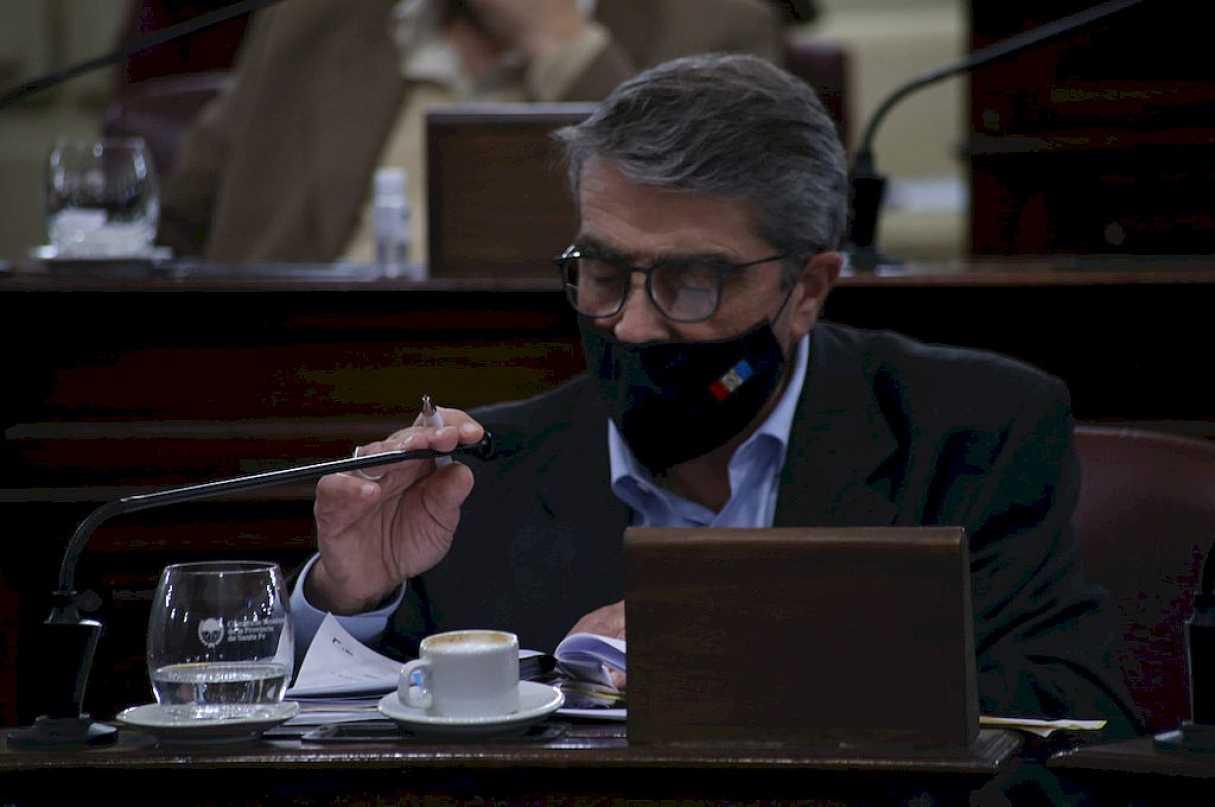 Traferri criticó el fallo de la Cámara Laboral por declaración de inconstitucionalidad a la ley 13.807