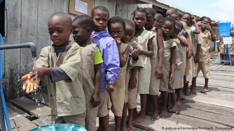 Pandemia: Dos de cada 5 escuelas del mundo no tienen lavamanos