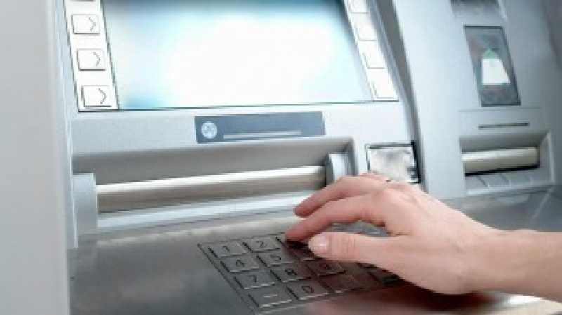 Se utilizarán las huellas dactilares en los cajeros automáticos