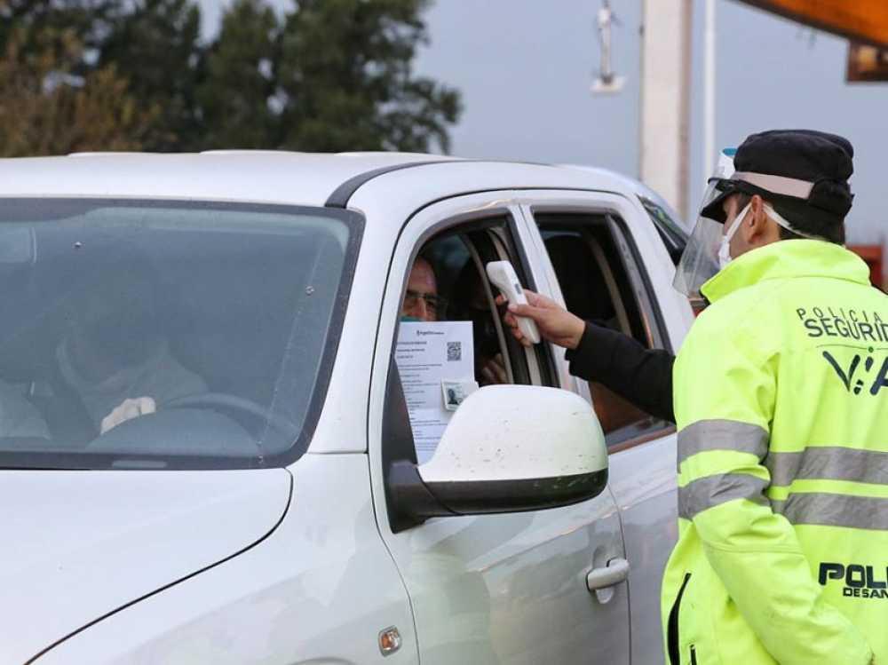 Santa Fe: Evalúan extender los controles en los ingresos por rutas y autovías