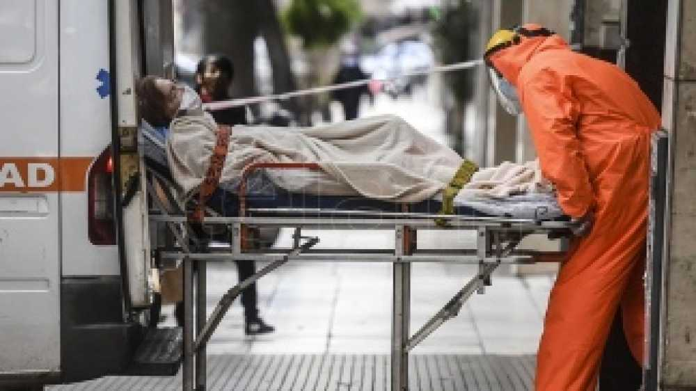 Con ocho nuevas muertes, ya son 1.818 los fallecimientos por coronavirus en el país