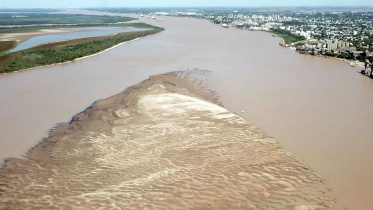 La mortandad de peces, ocurridos en el último bimestre responde a la bajante del río