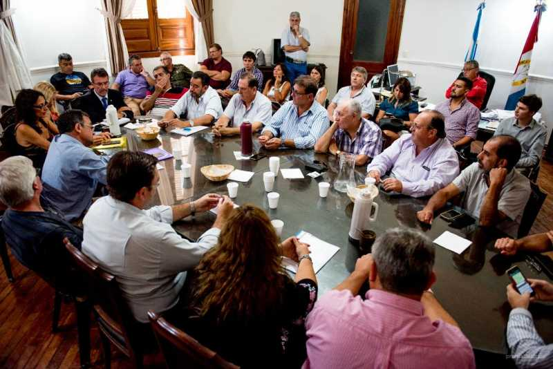 Paritaria municipal: FESTRAM rechazó el 16,5por ciento en tres tramos