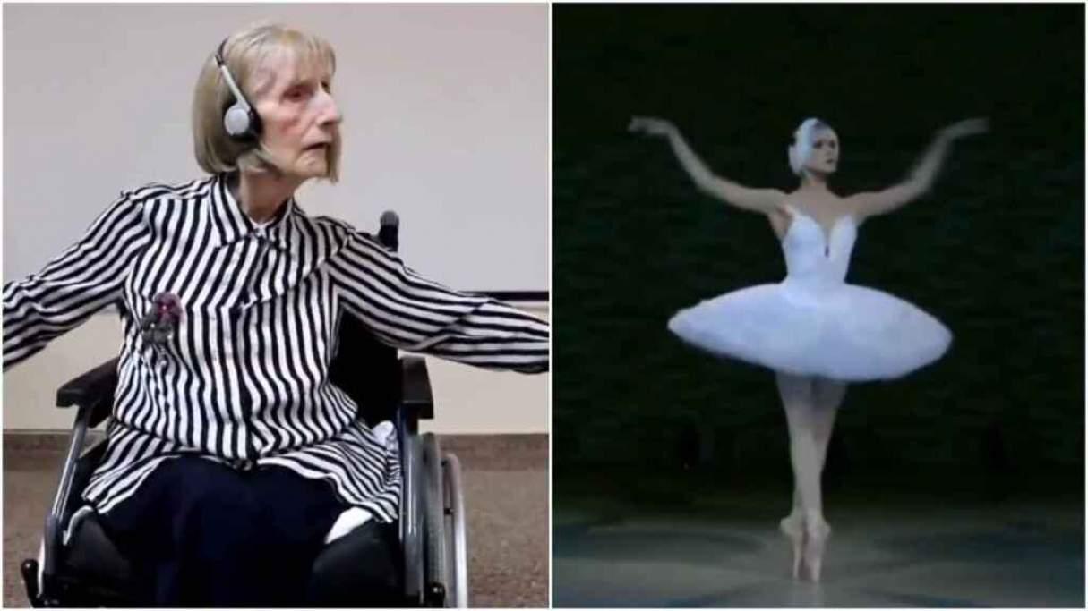 La bailarina con alzheimer que recordó la coreografía al escuchar