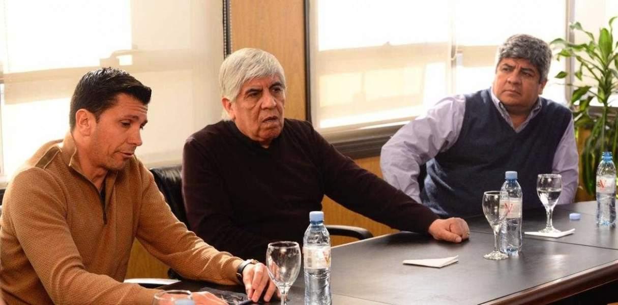Brey pidió por la unidad y la renovación de la CGT con Pablo Moyano al frente