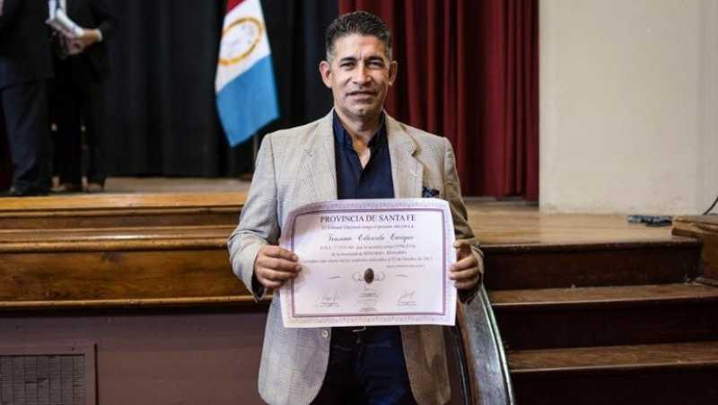 Asesinaron a Eduardo Trasante, ex concejal de Ciudad Futura de Rosario
