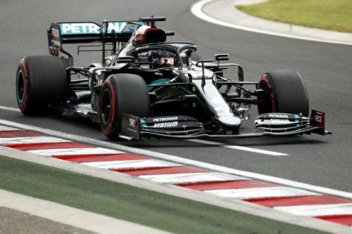 Mercedes y una aplastante victoria de Lewis Hamilton
