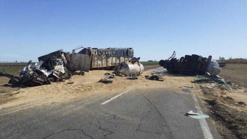 Un camionero muerto y dos heridos en Ruta 34 altura Centeno
