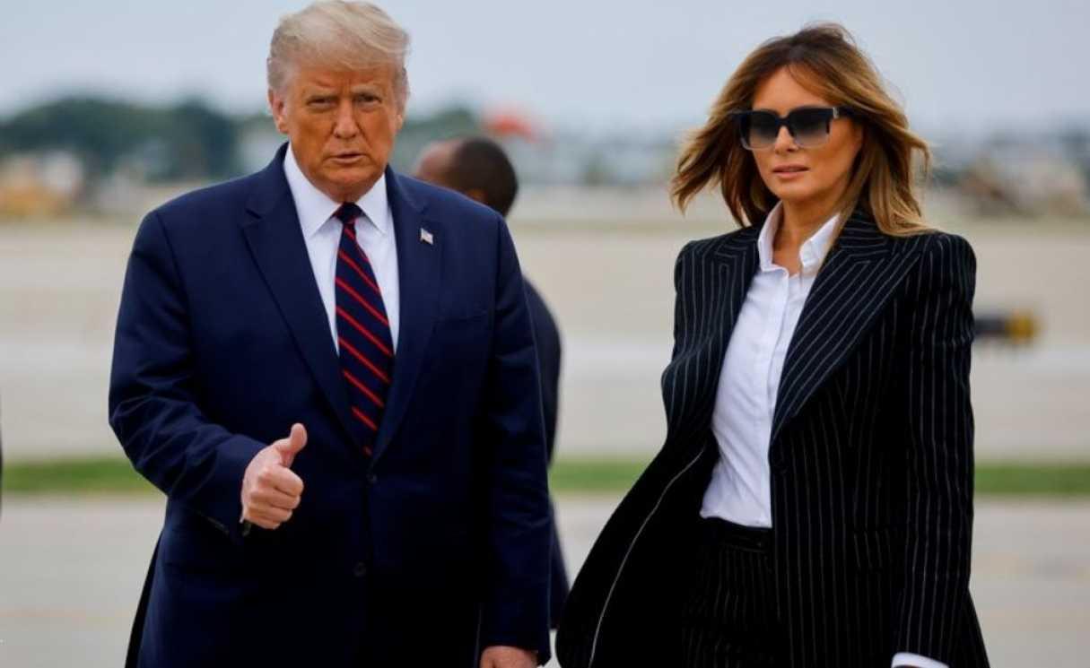 Donald Trump tiene coronavirus