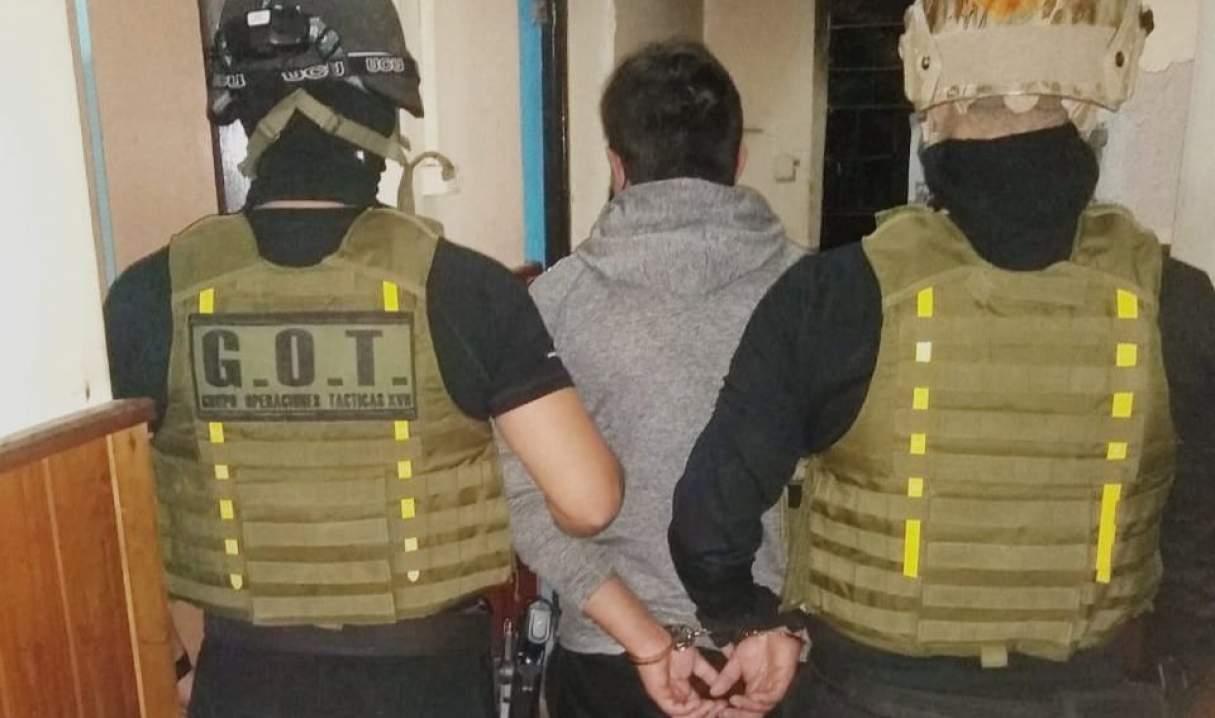 Detuvieron al presunto autor de los machetazos en Beltrán
