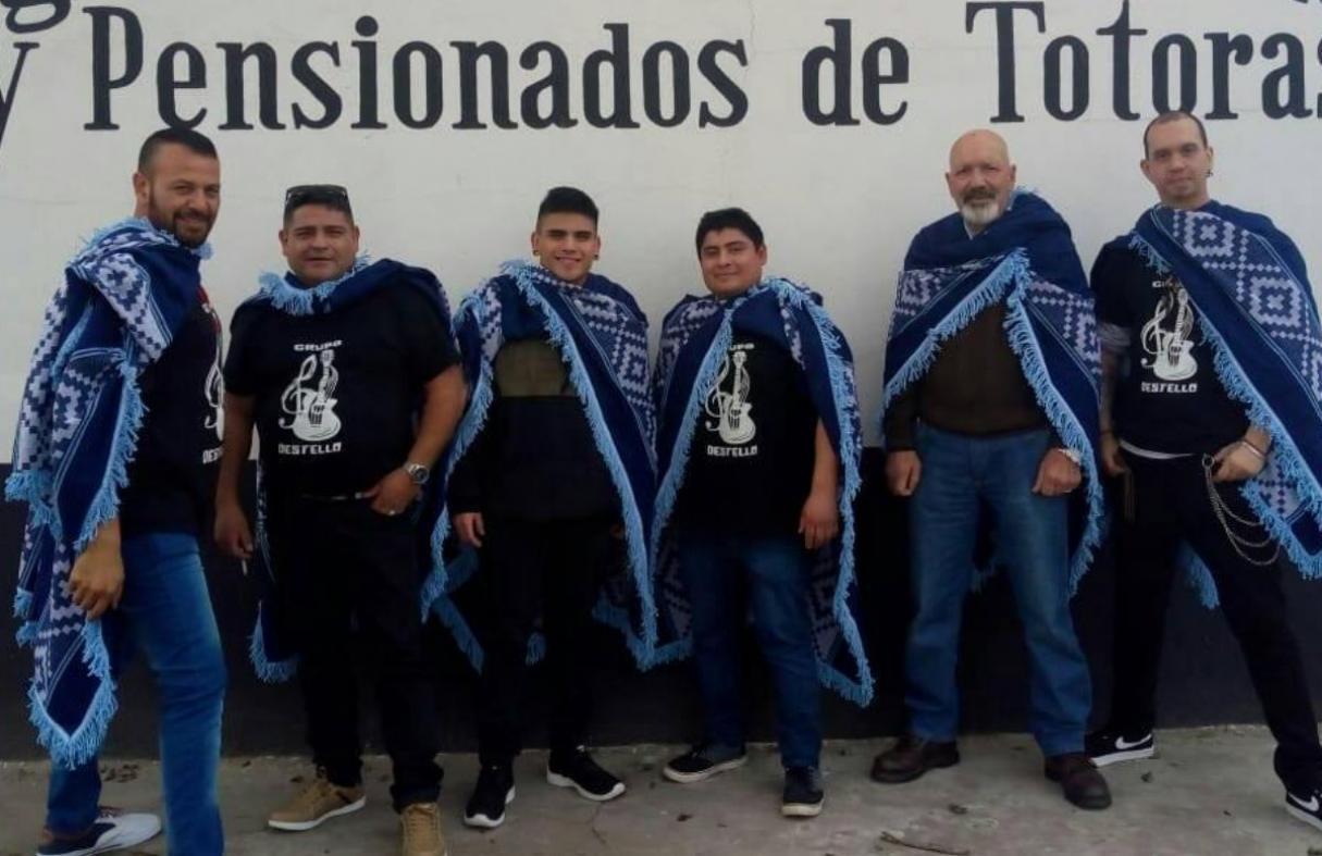 Grupo Destello sigue abriendo paso en el folklore