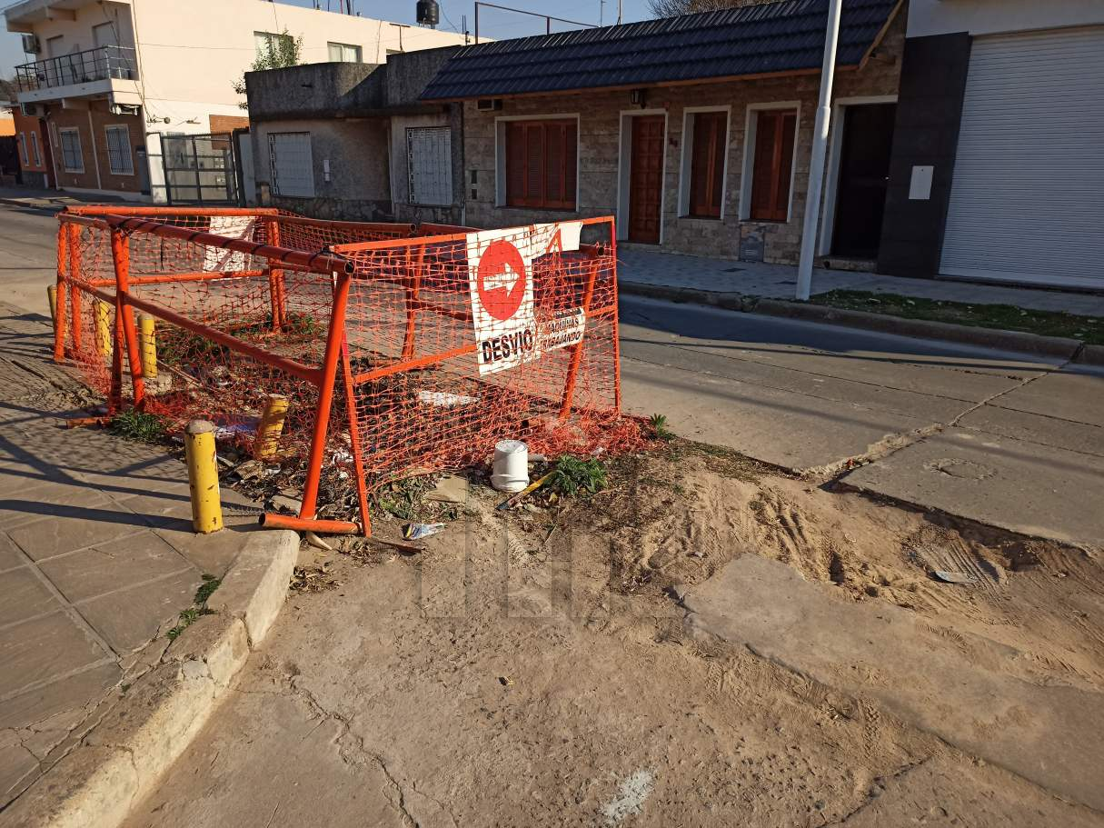 Bermúdez: convenio para solucionar inconvenientes por la obra del Acueducto a San Lorenzo