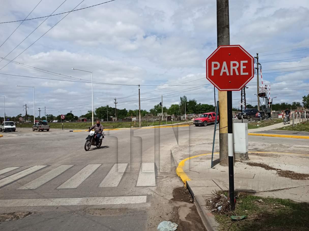 Bermúdez: vecinos piden semáforos en la Avenida Interurbana
