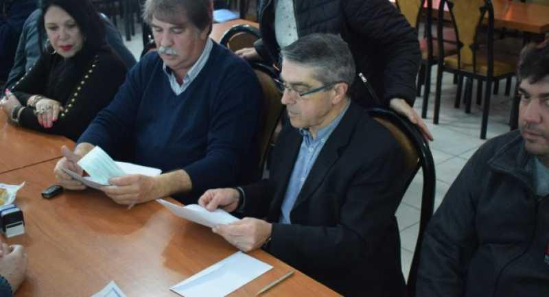 Carcarañá: la Cooperativa recibe el primer aporte para comenzar obras