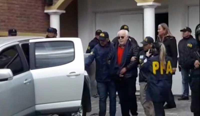Detuvieron a Herme Juárez, tras varios allanamientos