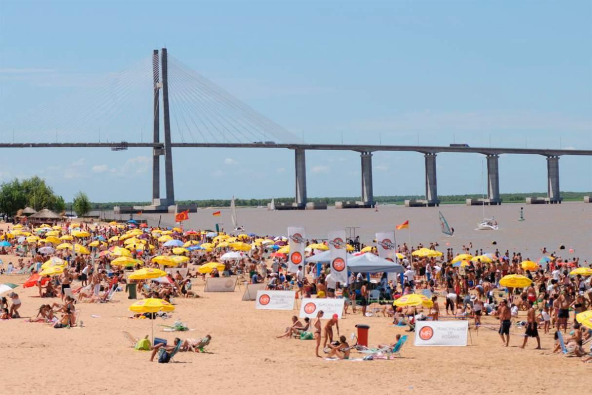 Abrirán el balneario La Florida para evitar las aglomeraciones