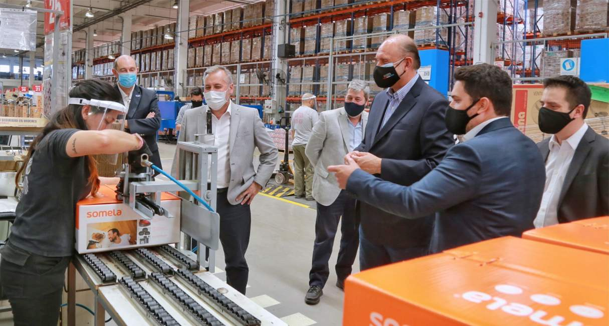 La empresa Liliana invertirá en nuevos modelos de electrodomésticos