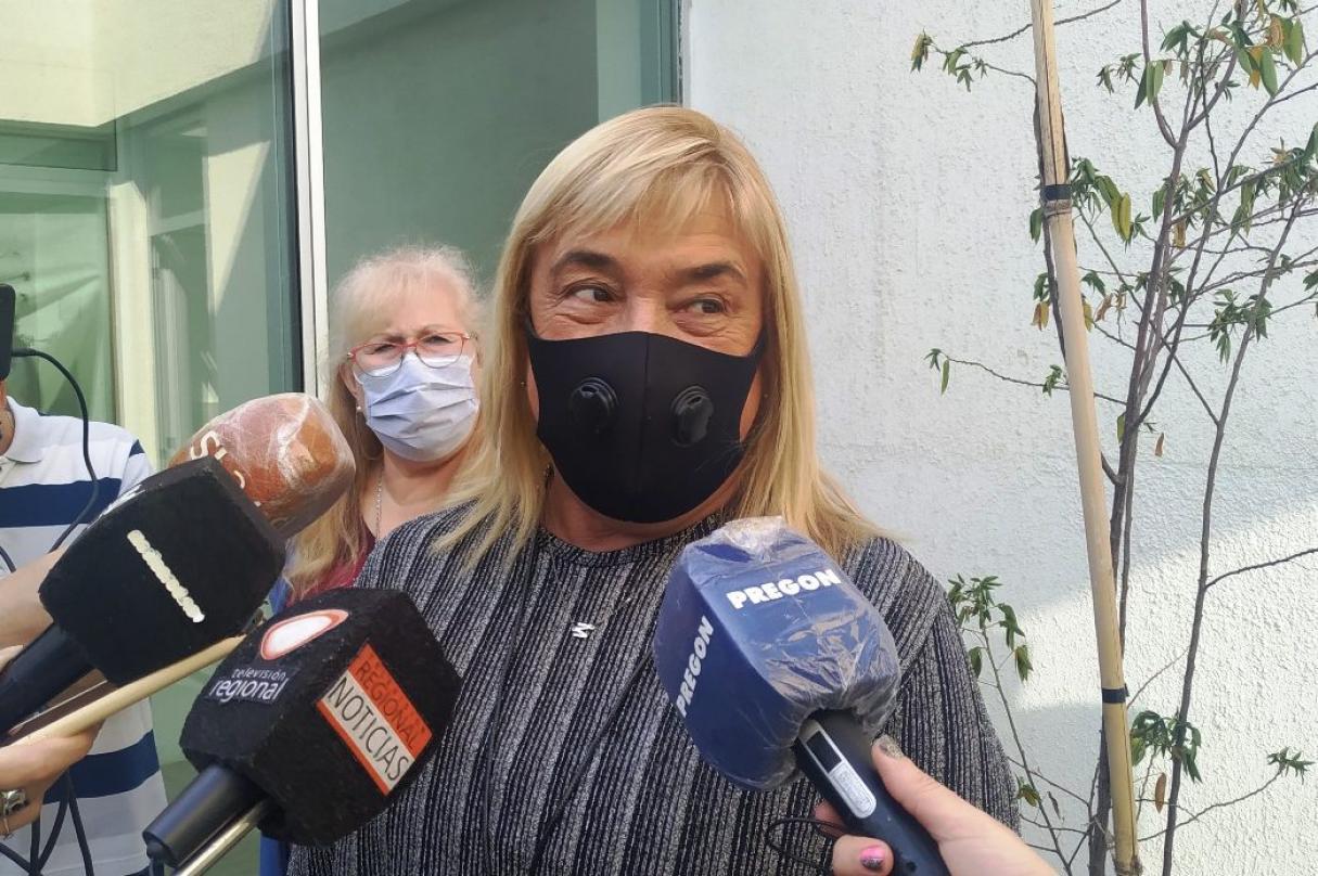 Repudio de sectores por la destitución de la Dr. Gustafsson tras reclamar la vacuna para San Lorenzo