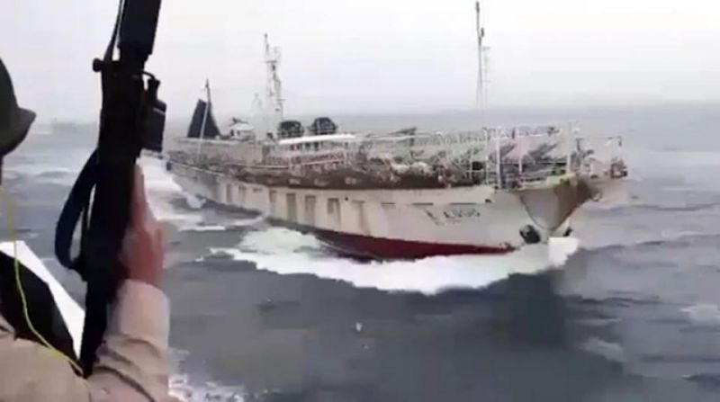 Argentina intensifica la defensa de sus territorios marítimos
