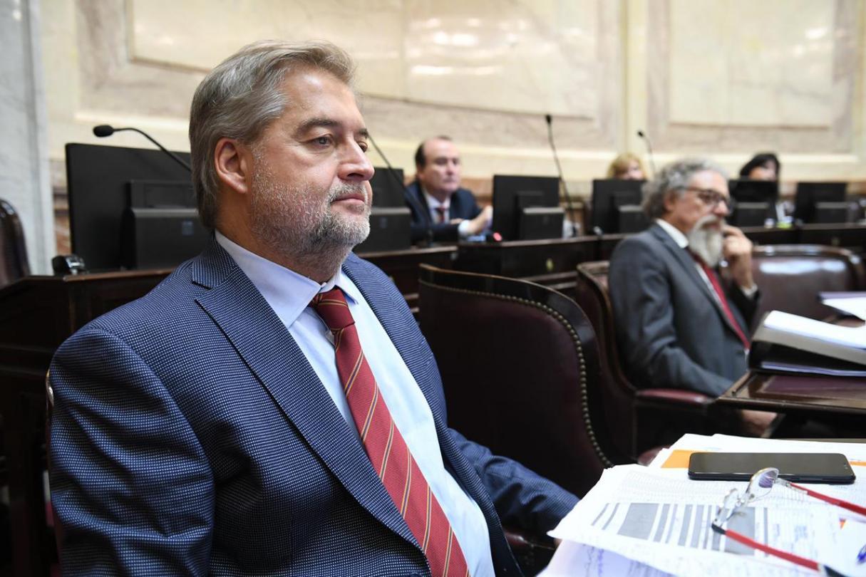Mirabella apuntó contra diputados por la Ley de Conectividad