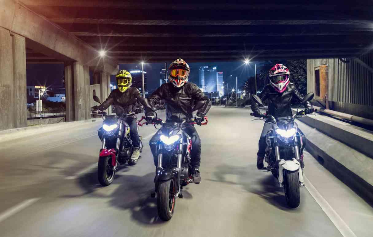 Créditos para motos de producción nacional