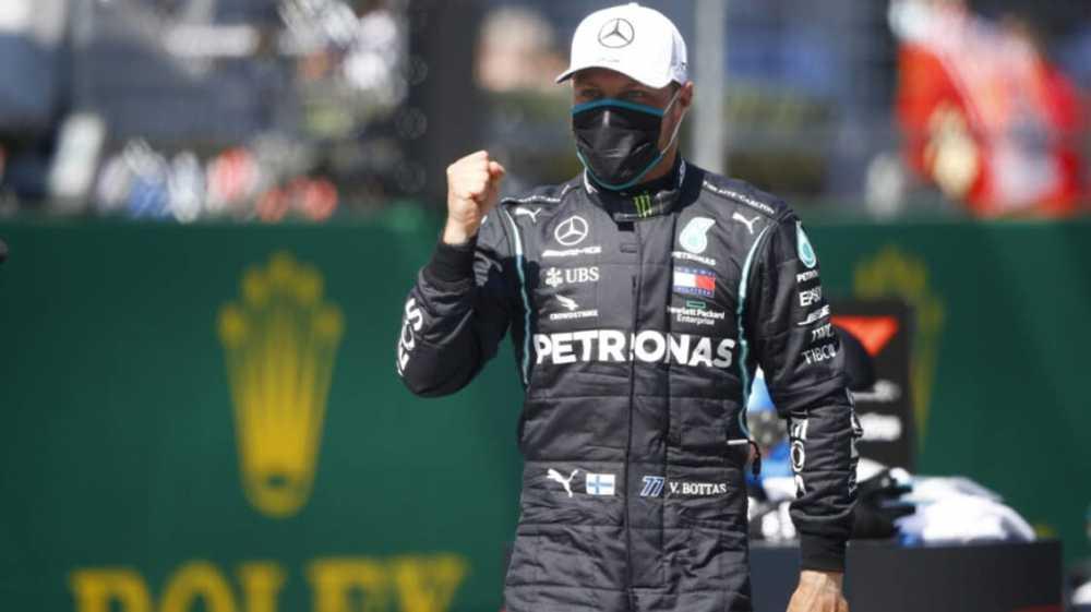 Valtteri Bottas gana la primera carrera del 2020