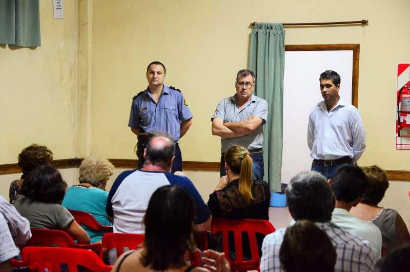 Tras los hechos delictivos en la ciudad, vecinos de Beltrán reclaman mayor seguridad