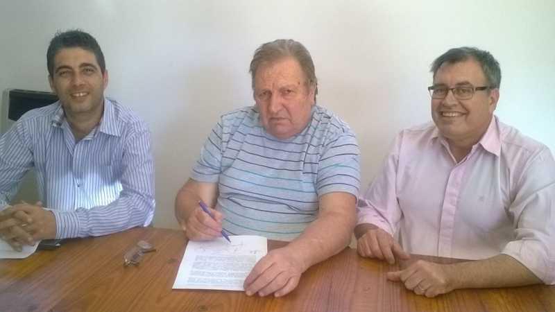 El Peronismo Beltranance firma un acuerdo preelectoral