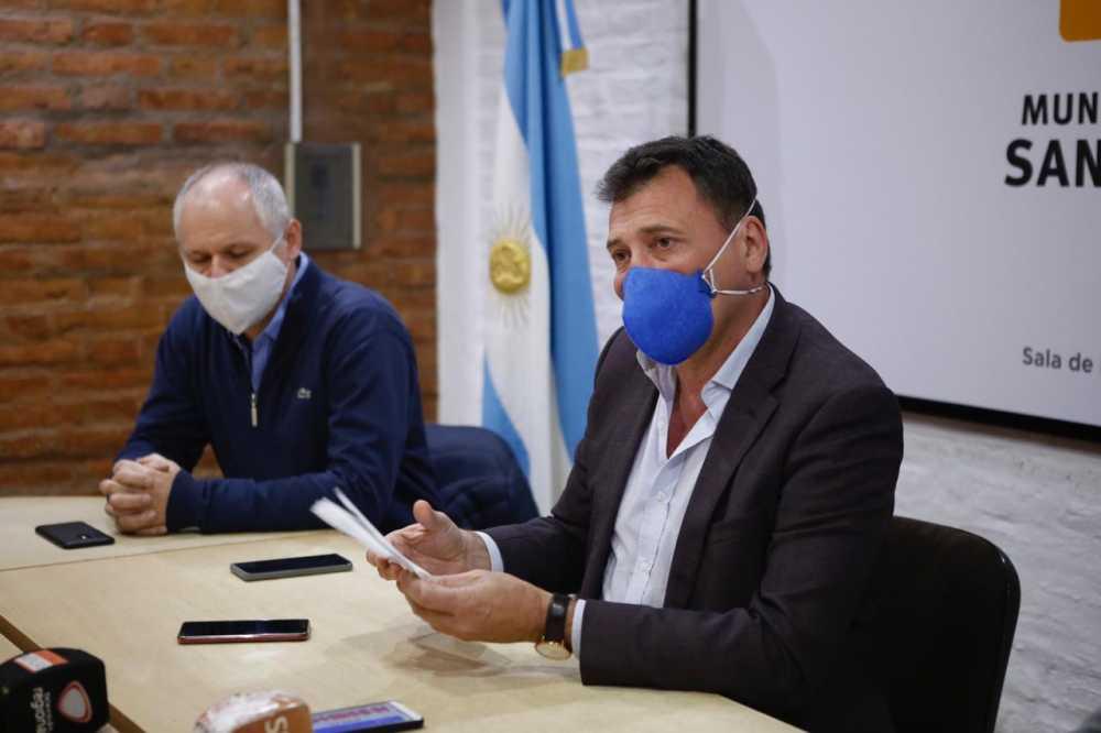 San Lorenzo: todos los resultados de hisopados dieron negativos