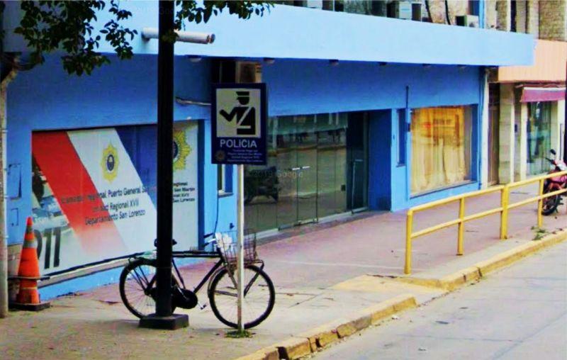 Aislaron a 10 policías del Comando Radioeléctrico de Puerto San Martín