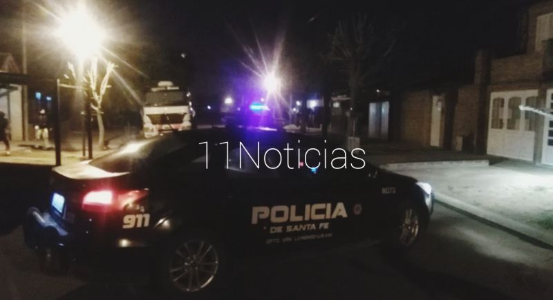 Beltrán: fueron dos sujetos en moto quienes abrieron fuego contra la casa del Oficial