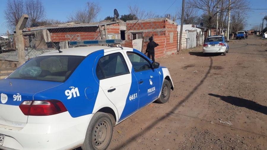 Múltiples allanamientos en Fray Luis Beltrán
