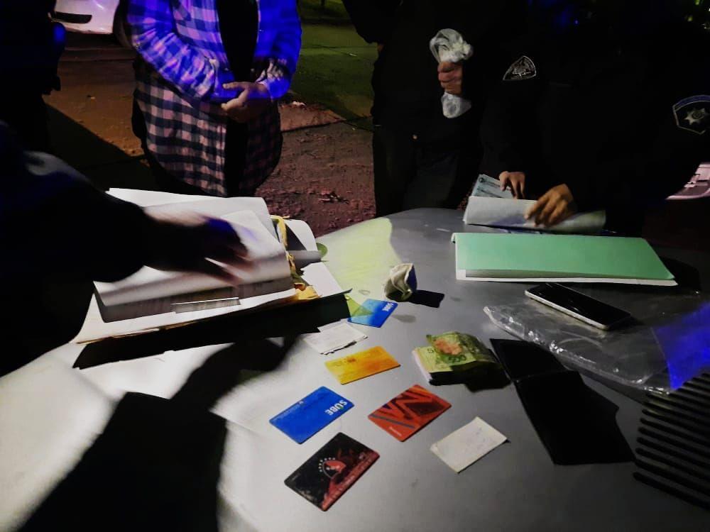 Detienen en Beltrán a dos sujetos que llevaban drogas