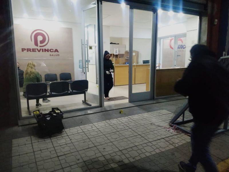 San Lorenzo: Intentó robar en Previnca y fue detenido